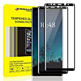 Galaxy Note 8 Screen Protector Glass, Singularity Products Tempered Glass Screen Protector Clear [Case Friendly] [OGS Touch Sensitivity] [Anti-Scratch] for Samsung Galaxy Note 8-1 Pack
