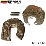 T3 Titanium Turbo Blanket heat shield barrier 1,800 degree temp rating EP-TBT-T3