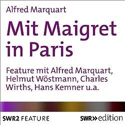 Mit Maigret in Paris