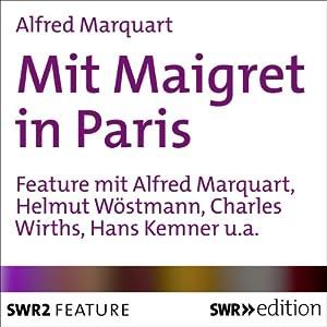Mit Maigret in Paris Hörbuch