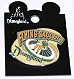 Disneyland Tomorrowland Flying Saucers Ride 1998 Pin