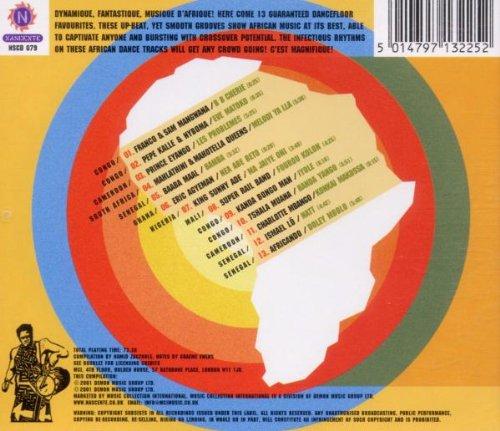 Afrique Dynamique! by Nascente / Demon Music Group