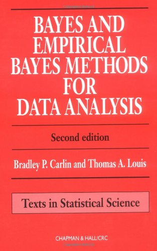 Bayes and Empirical Bayes Methods for Data Analysis, Second Edition