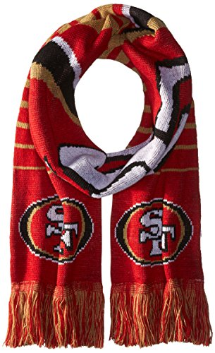 San Francisco 49ers 2014 NFL Big Logo Scarf