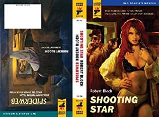 book cover of Shooting Star / Spiderweb
