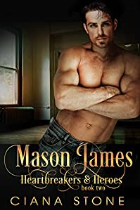 Mason James by Ciana Stone ebook deal