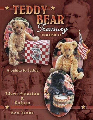 Teddy Bear Treasury a Salute to Teddy: Identification & Values