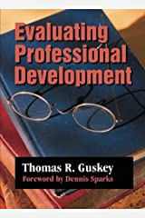 Evaluating Professional Development (1-Off Series) by Thomas R. Guskey (1999-11-18) Paperback