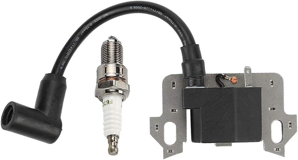 ATVATP GCV160 Ignition Coil for Honda HRB216 HRR216 HRS216 HRT216 HRX217 HRZ216 GCV135 GCV190 GSV160 Lawn Mower 30500-ZL8-014 30500-ZL8-004 30500-Z0J-003