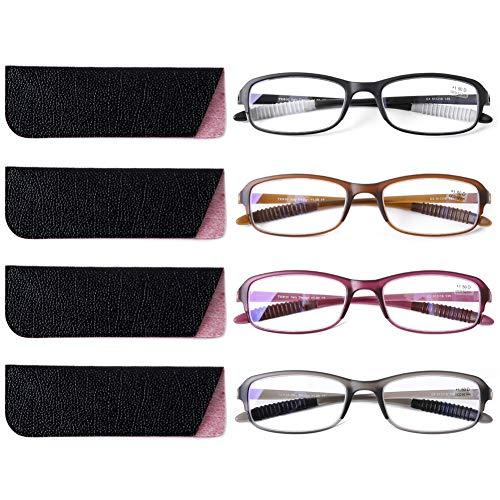 Top 10 best reading glasses flexible frames