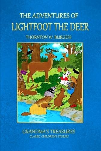 Download The Adventures of Lightfoot the Deer pdf epub