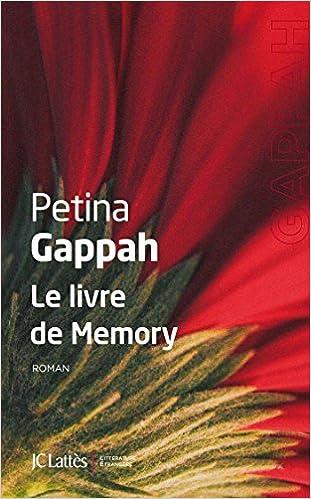 Le livre de Memory (2016) - Petina Gappah