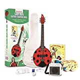 Daisy Rock Rock Candy Electric Lady Bug Guitar Starter Pack