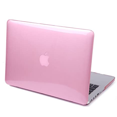 MacBook Air 13.3 Funda Carcasa,[Glossy Design] Hard Crystal Case Duro Caso Cubierta Plástica Piel Flip Folio Case Cover para Apple MacBook Air ...