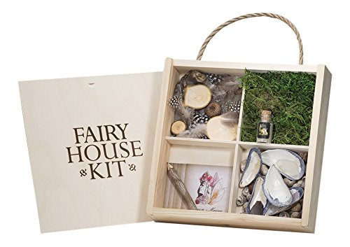 Fairy House Making Kit By Liza Gardner Walsh