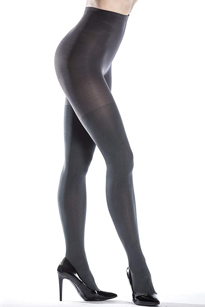 c807f57fc18e8 Silkies Luxe Blackout Shaping Tights at Amazon Women's Clothing store: