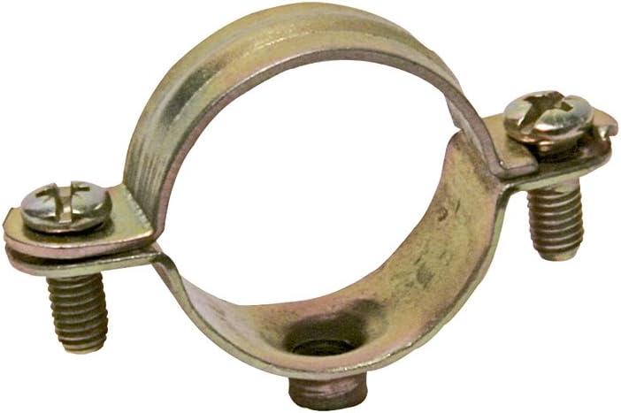 acier bichromat/é Apollon 9b22l/ 100/Unit/és diam/ètre 22/mm /Collier M/étal M6/TYPE L