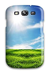 Hot High Quality Dream Landscape Skin Case Cover Specially Designed For Galaxy - S3 5282693K62613313
