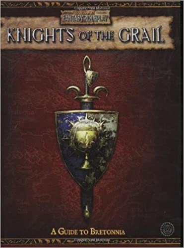Image result for knights of the grail whfrp