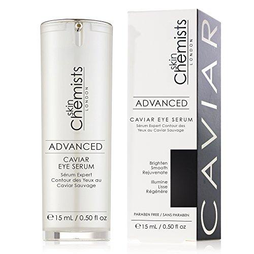 skinChemists Advanced Caviar Eye Serum, 150 Gram