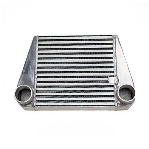 (IC-011 V-Mount Ver.1 Intercooler, Bar And Plate Design, Aluminum Construction, Universal Application Custom Job)