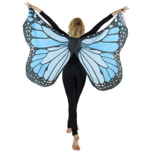 how to make butterfly wings costume