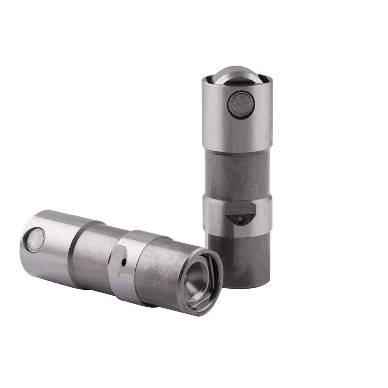 Punterie idrauliche per valvole ad alte prestazioni LS7 LS2 16 sollevatori a rulli idraulici GM Performance e 4 guide 12499225 HL124 colore: grigio scuro
