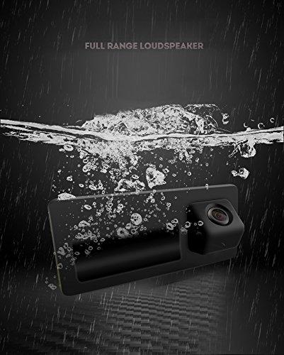 ,Rear View reverse parking Camera for VW Polo sedan//Vento//BORA//JETTA//Sagitar//Rapid//Q2//A5//KODIAQ 2016-2018 Misayaee 5558990573 Backup Camera with Tailgate Handle for Universal Monitors RCA