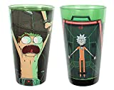 Rick And Morty Adult Swim Prison Two Pack Glass Set Review