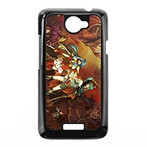 HTC One X Cell Phone Case Black Fire Emblem The Sacred Stones L2J6RE