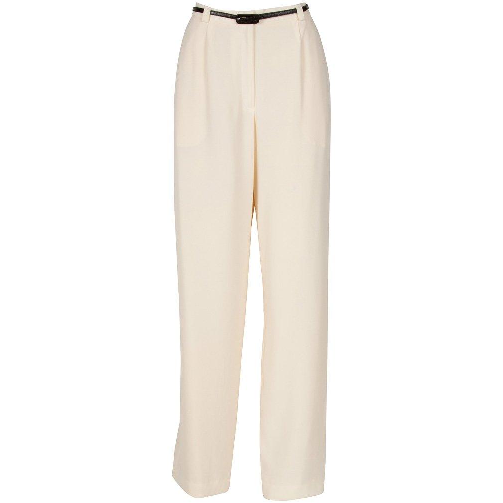 Norton Mcnaughton MAOXMSZ5 Winter White Women Casual Pants Size 16