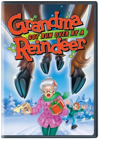grandma got run over by a reindeer by elmo shropshire amazoncouk dvd blu ray