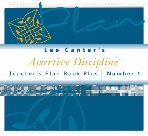 Teacher Plan (Teacher's Plan Book Plus #1: Assertive Discipline)