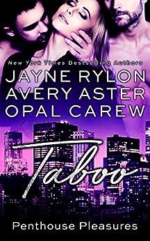 Taboo (Penthouse Pleasures Book 1) by [Rylon, Jayne, Carew, Opal, Aster, Avery]