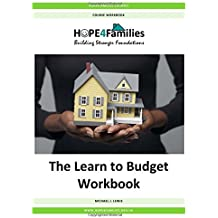 The Learn to Budget Workbook