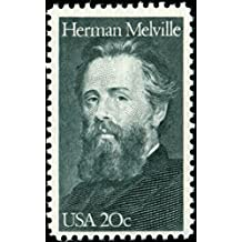 Herman Melville - Moby Dick #2094 Single Postage Stamp