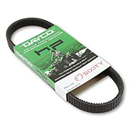 2004-2005 Polaris ATP 500 Drive Belt Dayco HP W/EBS ATV OEM Upgrade Replacement Transmission Belts