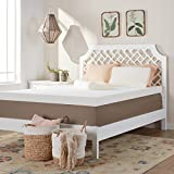 Comfort Dreams 4-inch Memory Foam Mattress Topper with 2 Contour Pillows King