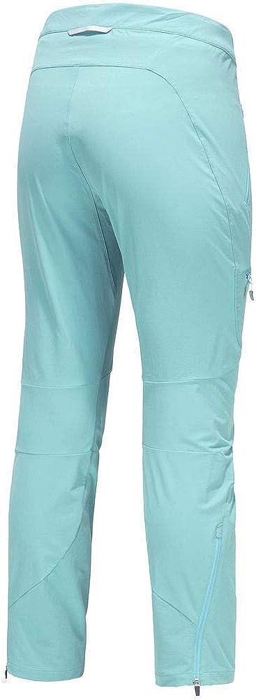 Haglöfs Lizard Pantalon de survêtement Femme 4dg - Gris Glacier