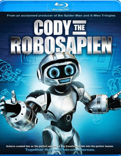 Cody The Robosapien (national) [Blu-ray]