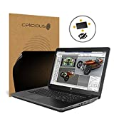 Celicious Privacy Plus 4-Way Anti-Spy Filter Screen Protector Film Compatible with HP ZBook 17 G3 (Touch)