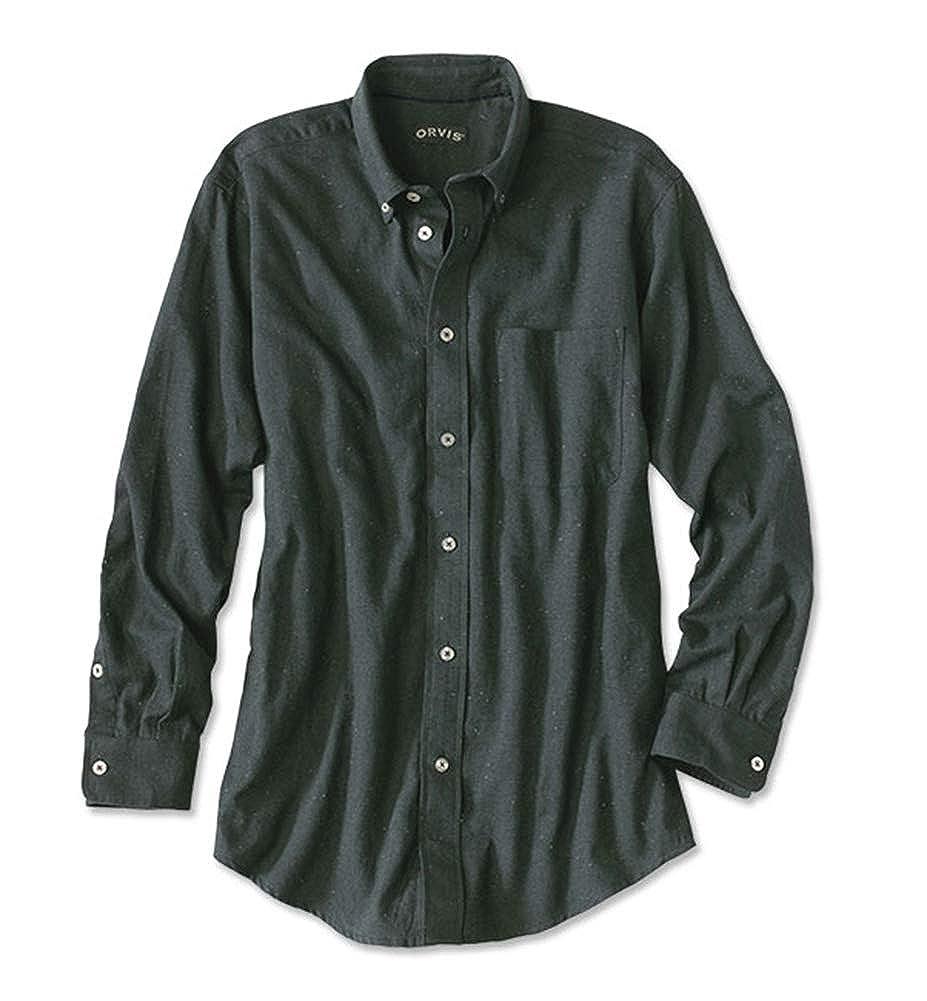 Orvis Mens Donegal Long-Sleeved Shirt