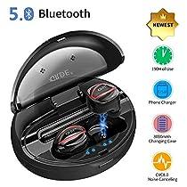 Oferta en auriculares Inalambricos Bluetooth 5.0 Auriculares Deportivos