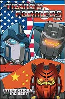 Book Transformers Volume 2: International Incident