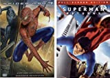 Spider-Man 3 - Superman Returns - Action Hero Dvd Pack
