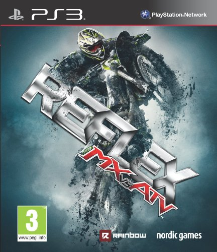 Mx Vs ATV Reflex (PS3) by Nordic Games