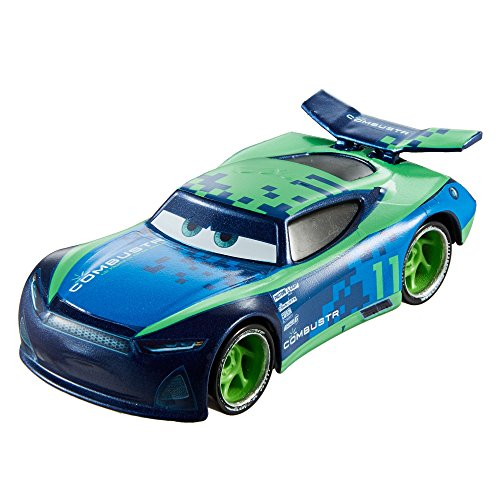 - Disney Pixar Cars Die-cast Next Gen Combustr Vehicle