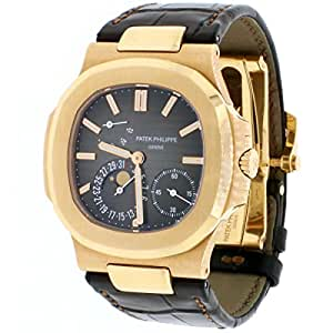 Patek Philippe Nautilus automatic-self-wind mens Watch 5712R (Certified Pre-owned)