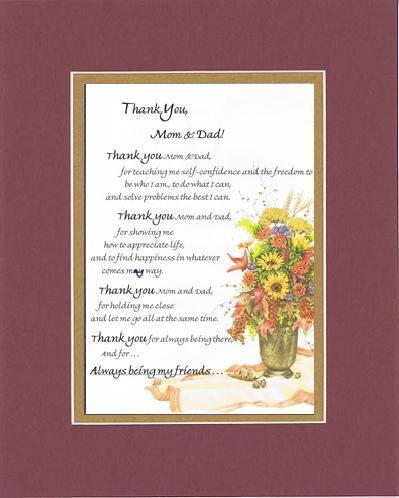 Amazon touching and heartfelt poem for parents thank you mom touching and heartfelt poem for parents thank you mom and dad poem on 11 thecheapjerseys Image collections