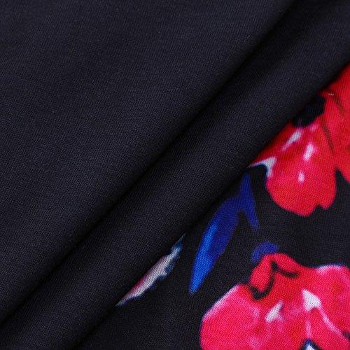Canottiere Magliette Stampato Canotta Vestiti Elegante Donne Manica Shirt Estivi Top Maniche TM Felpe Vest Sexy Tank Rosso Camicia Senza T Casual Damark qF0ETO